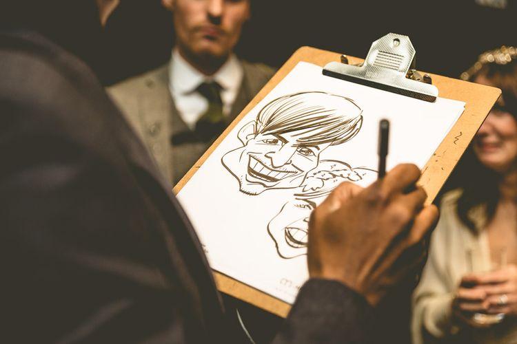 Bride & Groom South Farm Wedding