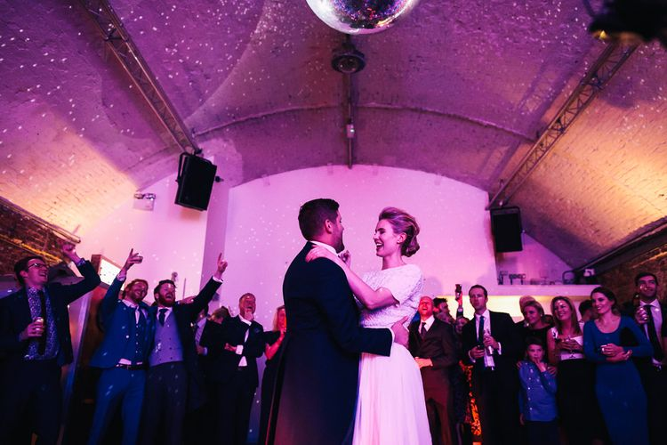 Winter Wedding In Shoreditch London