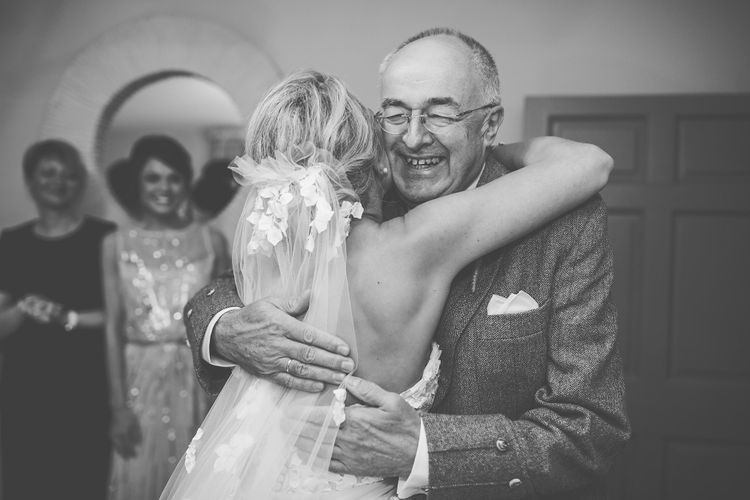 Father of The Bride & Daughter