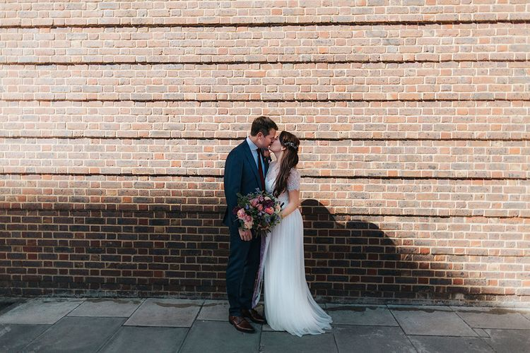 Civil Wedding Ceremony At Chelsea Town Hall