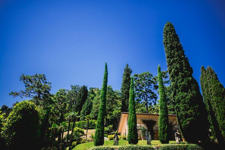 Destination Wedding at Villa del Balbianello