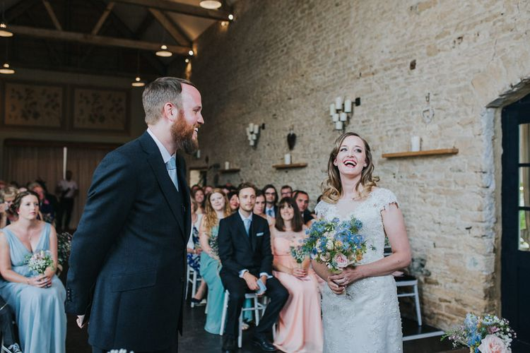 kate_andrew_kgphotography-27A Cotswold rustic wedding with mismatched bridesmaid dresses