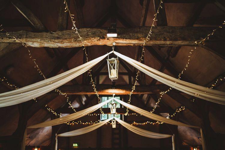 Rustic Wedding Decor Lains Barn