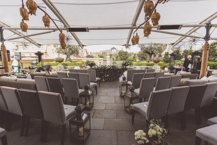 Ham Yard Hotel Wedding in London Soho | WE ARE // THE CLARKES
