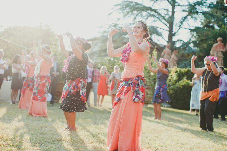 Traditional Kiribati Wedding Dance