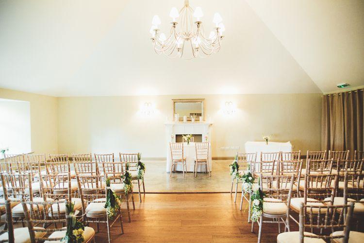 Aisle & Altar Style | Maryanne Weddings Photography