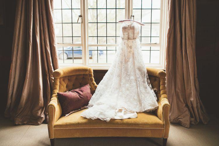 Kate Halfpenny London Eseme Bridal Gown | Maryanne Weddings Photography