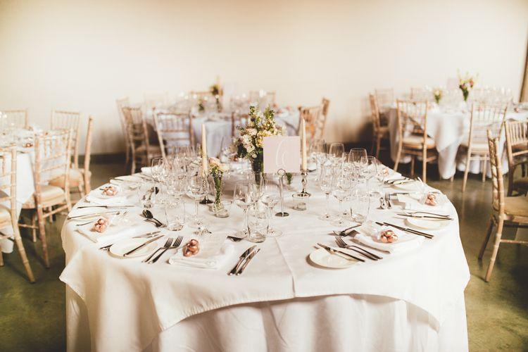 Table Centrepiece | Maryanne Weddings Photography