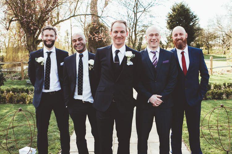 Groomsmen | Maryanne Weddings Photography