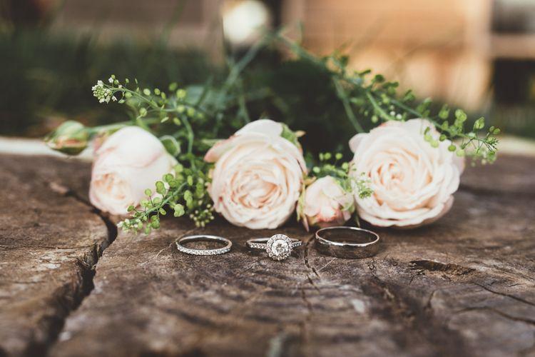 Rose Flower Crown | Maryanne Weddings Photography