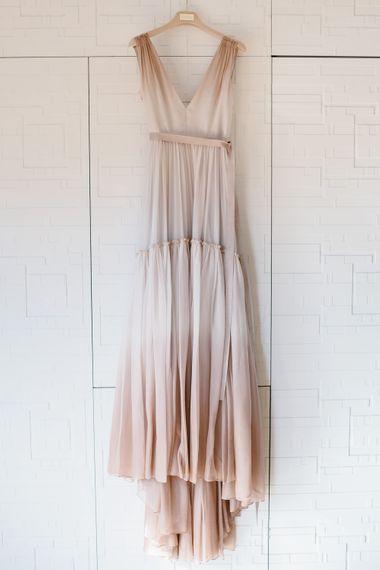 Jenny Packham Blush Ombre Wedding Dress