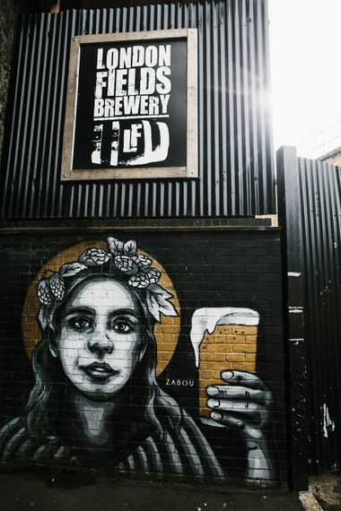 London Fields Brewery | City Wedding Venue