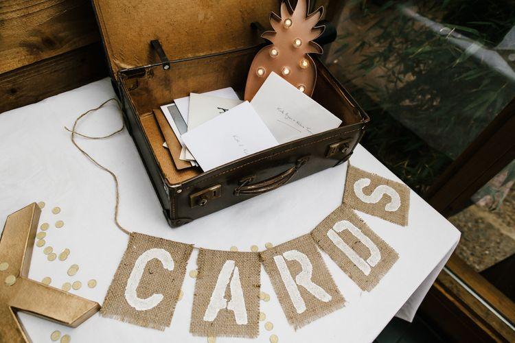 Wedding Decor Wedding Card Box
