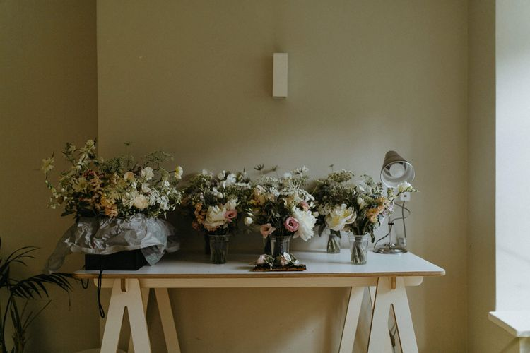 Wedding Flowers by Jay Archer