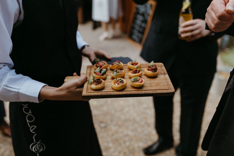 Canapes by Caper & Berry
