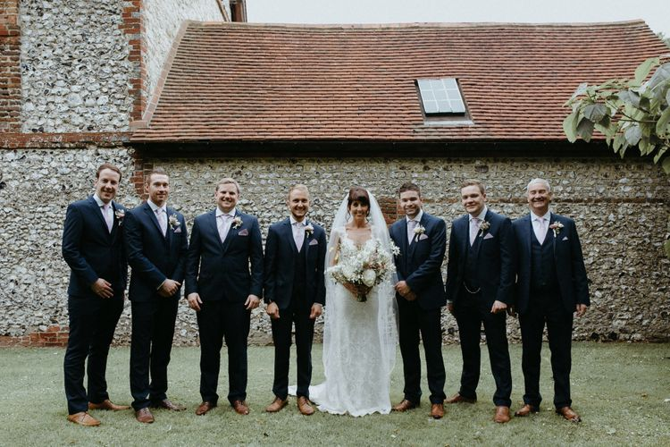 Wedding Party in Ted Baker