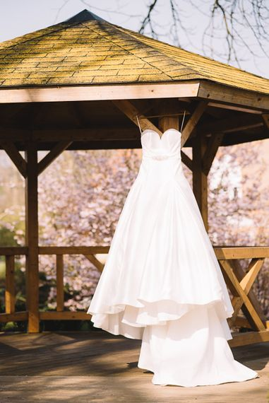 Ronald Joyce Wedding Dress | Lucie Watson Photography | TDH Media Films