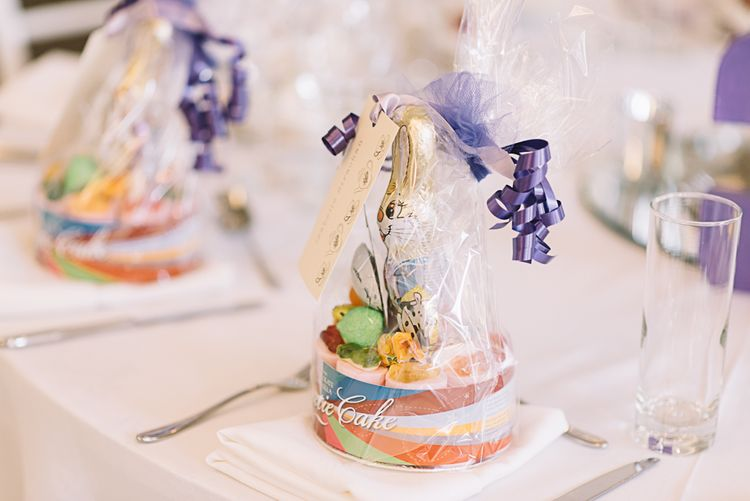 Wedding Favours | The Orangery Maidstone | Lucie Watson Photography | TDH Media Films