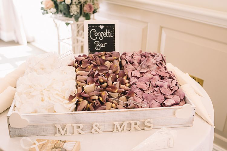 Confetti Station | The Orangery Maidstone | Lucie Watson Photography | TDH Media Films
