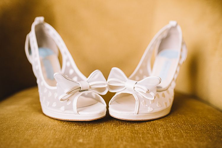 Charlotte Mills Bridal Shoes | Lucie Watson Photography | TDH Media Films