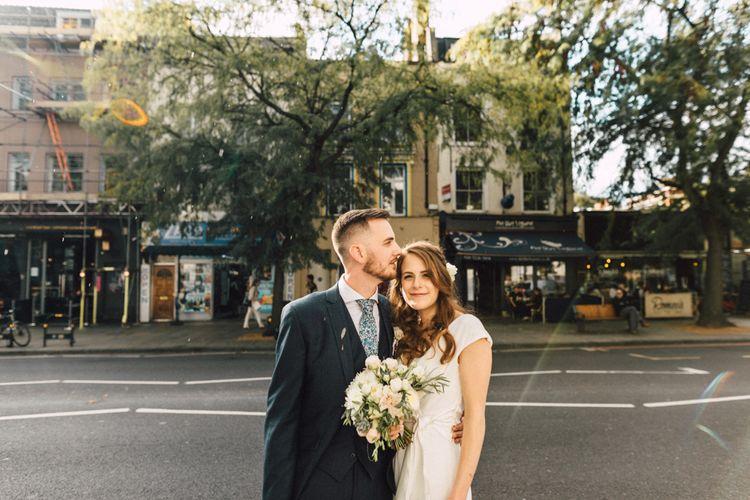 London Wedding Bride in Coast