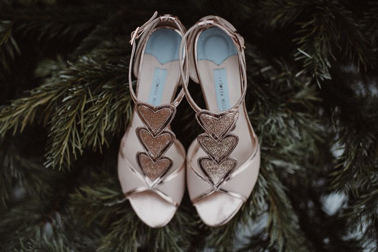 Charlotte Mills Wedding Shoes
