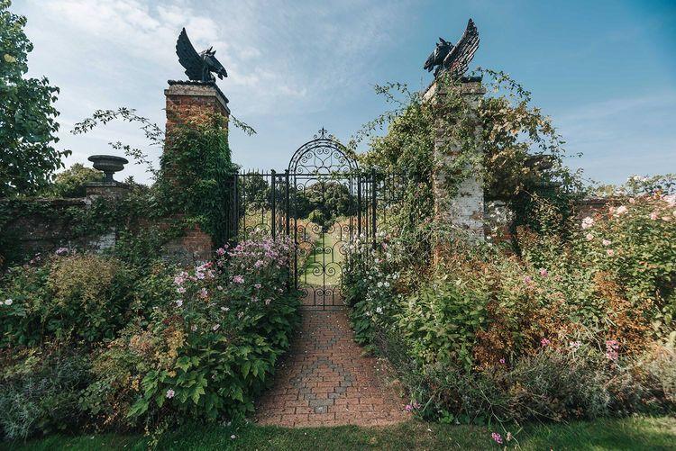 Helmingham Hall Gardens Wedding Venue Suffolk
