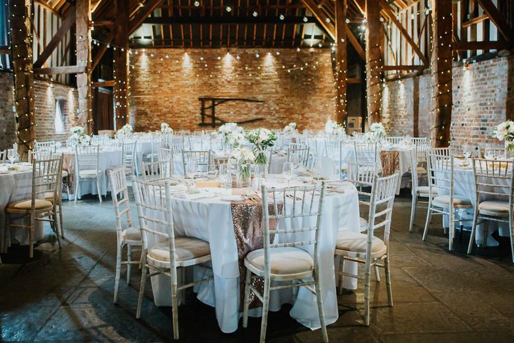 Cooling Castle Barn Wedding | Michelle Cordner Photography