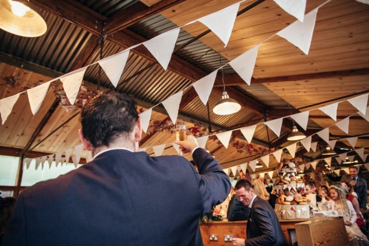 Reception | Bohemian Tipi Wedding Weekend at Fforest, Wales | Naomi Jane Photography