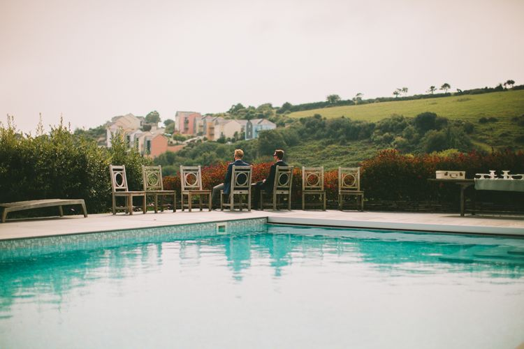 Wedding Venue With Swimming Pool