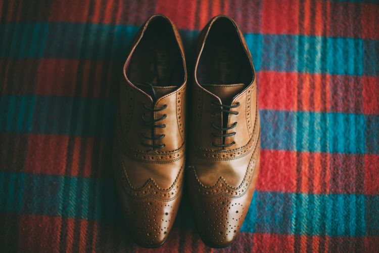 Brogues For The Groom