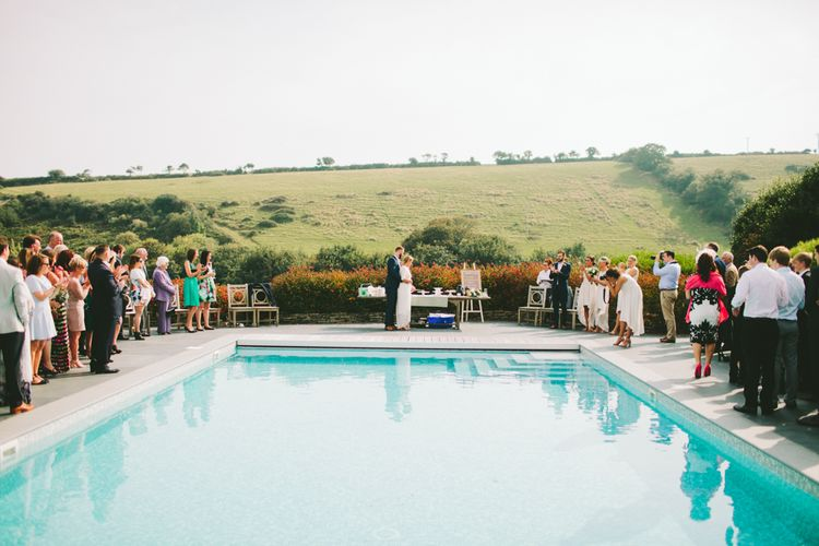 Wedding Venue With Pool