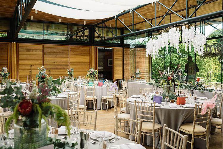 Botanical Wedding Breakfast