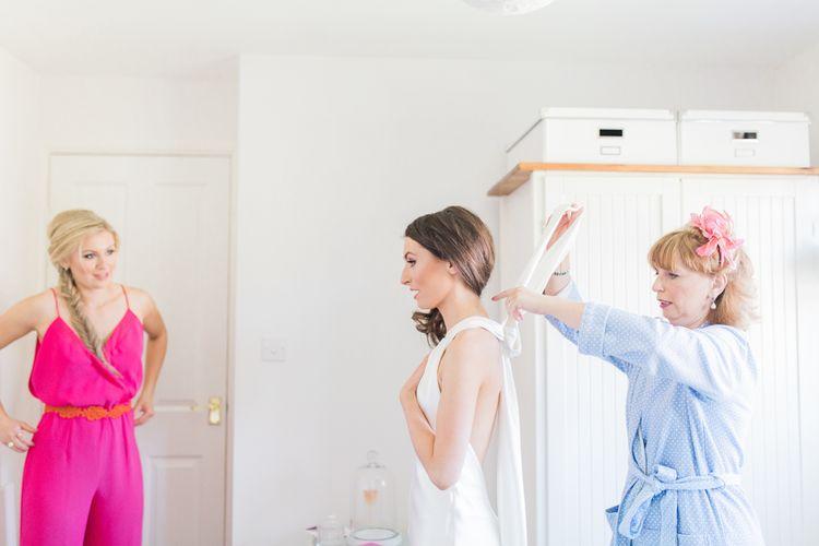 Amanda Wakeley Bridal Gown
