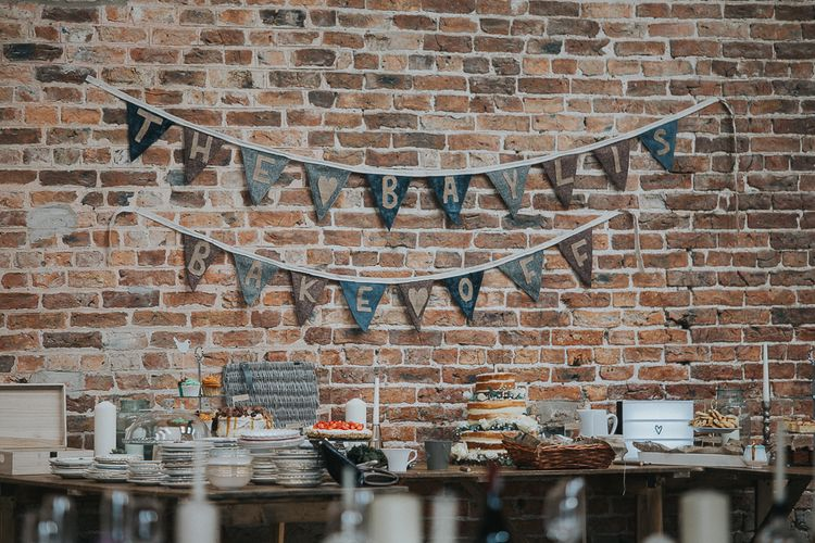 Great Wedding Bake Off | Image by Emma Maddocks Photography