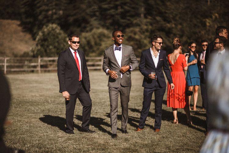 Outdoor Wedding at Claxton Farm in Weaverville, North Carolina   Benjamin Wheeler Photography