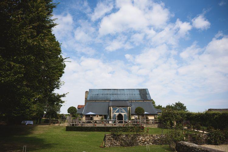 Cripps Barn Wedding Venue in Gloucestershire