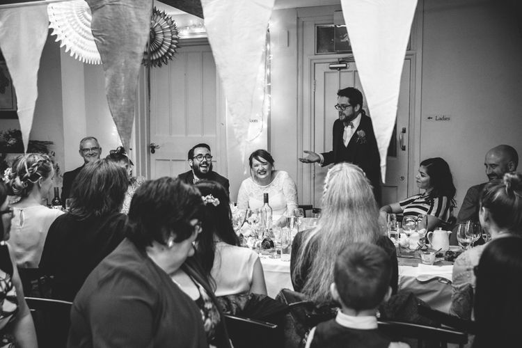 Bride & Groom Speeches