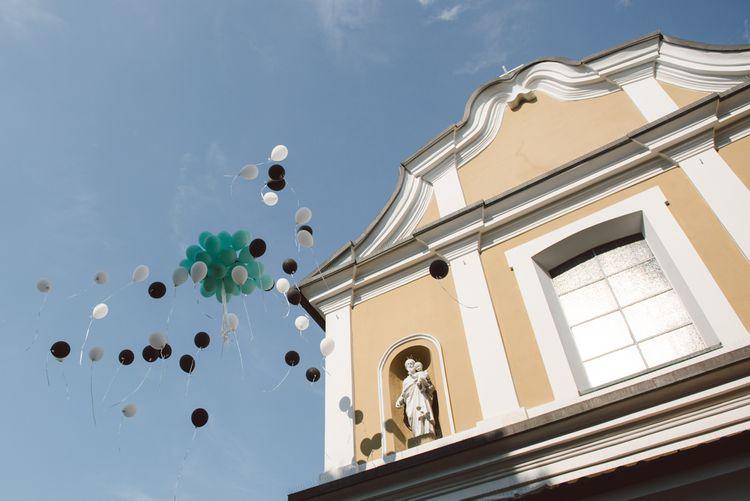 Balloons For Wedding Ceremony