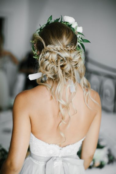 Bridal Up Do | Chris Barber Photography