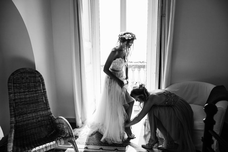 Bridal Preparations | Chris Barber Photography