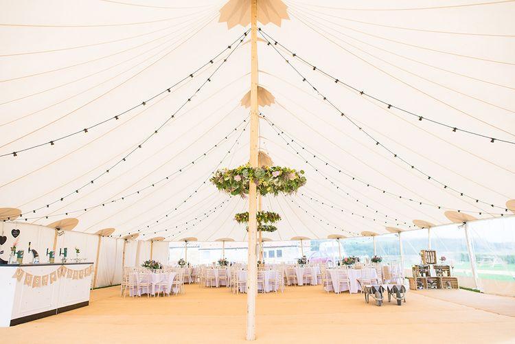 Sperry Tent Decor
