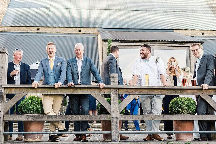 Marble, Copper & Greenery Wedding at Cripps Barn Cotswolds | Summer Lily Studio Photography