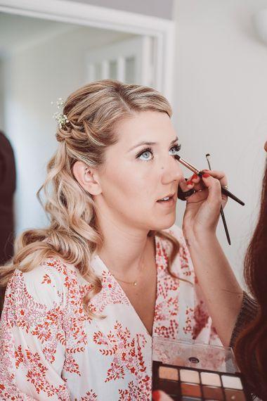 Bridal Make Up | Lemonade Pictures