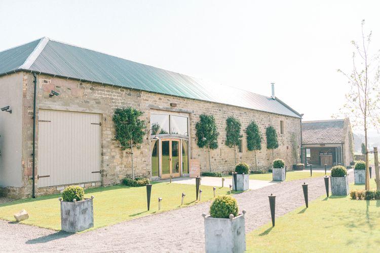 Healey Barn Northumberland