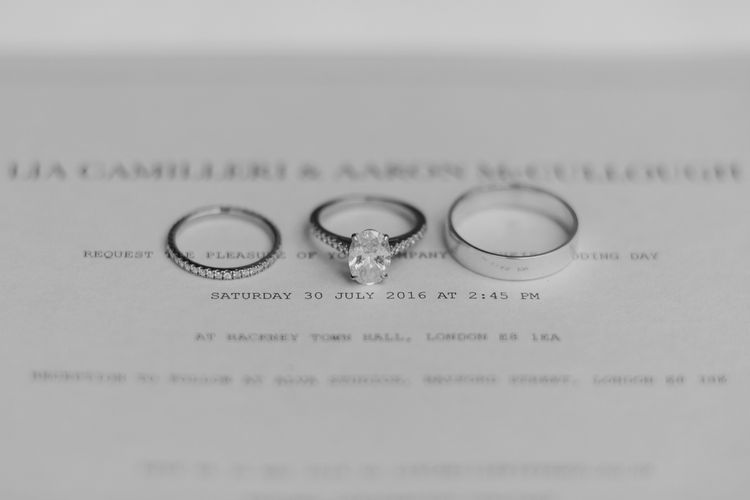 Wedding Bands | Natalie J Weddings