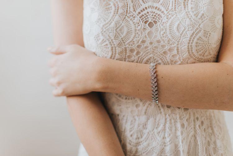 Diademe II bracelet by Stephanie Browne