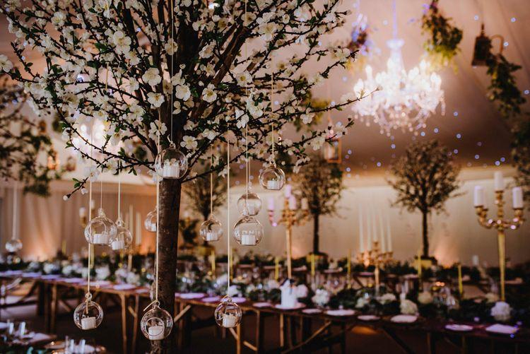 Blossom Tree Marquee Decor
