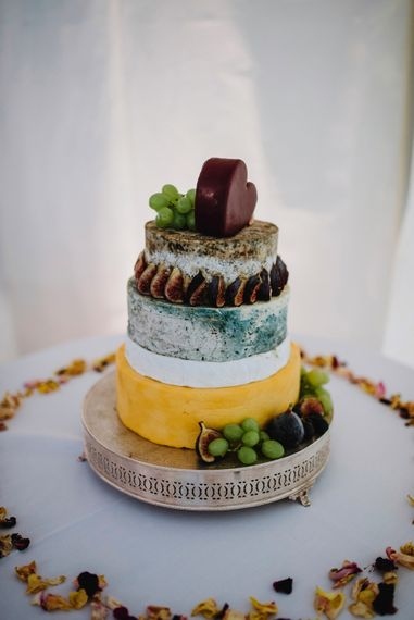 Cheese Tower For Wedding
