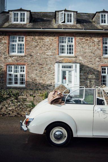 Vintage Car For Wedding
